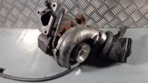 Turbolader Mercedes C-Klasse W203 270 CDI 711009-1 A6120360499