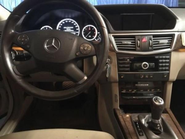 Mercedes W212 E-klasse Armaturenbrett Cockpit Elegance mit Led