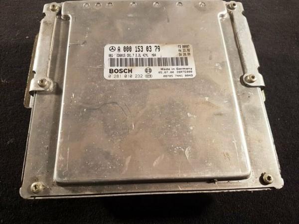 Mercedes Steuergerät A0001530379 Bosch