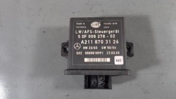 LWR Steuergerät Mercedes E-Klasse W211 A 2118703126