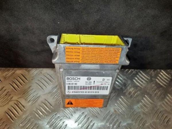 Mercedes W164 ML 320 CDI Airbagsteuergerät Bosch 0285001993 A1648207926