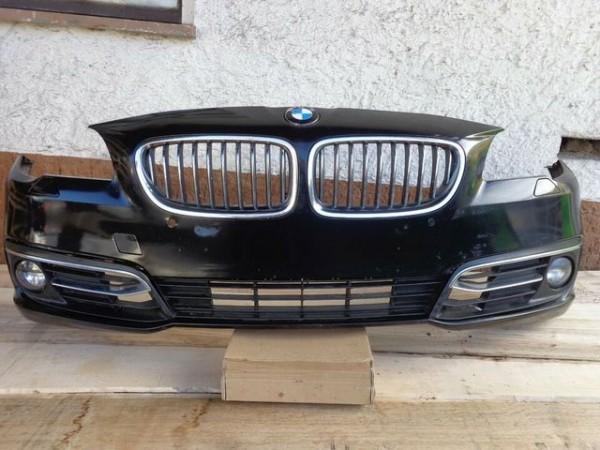 BMW F10 Stoßstange Vorne Komplett M475 Lackcode: PDC Xenon