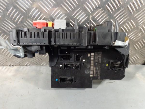 MERCEDES E200 T W212 2010 SICHERUNGSKASTEN SAM STEUERGERÄT 2129000204 E-Klasse