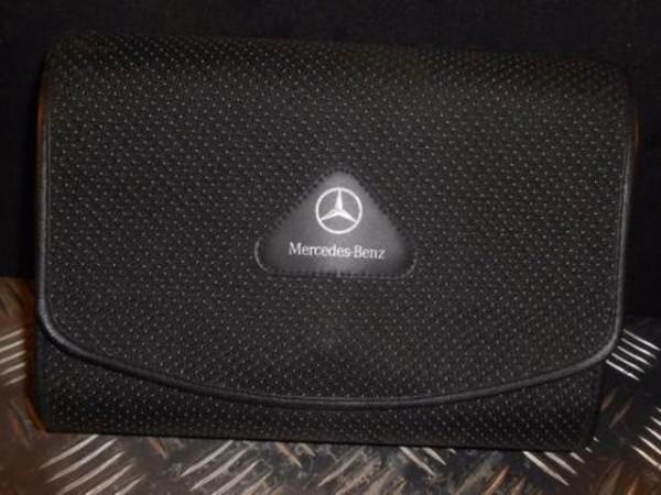Mercedes E-Klasse W210 Bordmappe Betriebsanleitung 2105847883