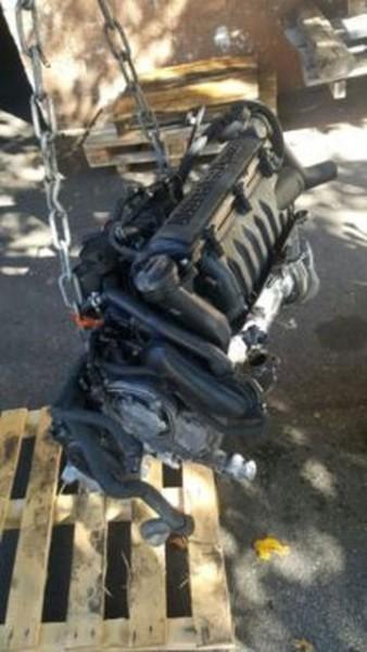 Mercedes Vaneo W414 1,7 CDI 55KW Motor OM 668914