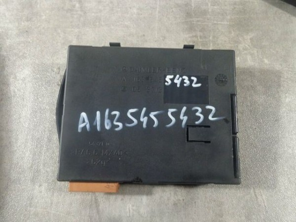 Mercedes ML W163 Steuergerät Schalter Modul EAM A1635455432