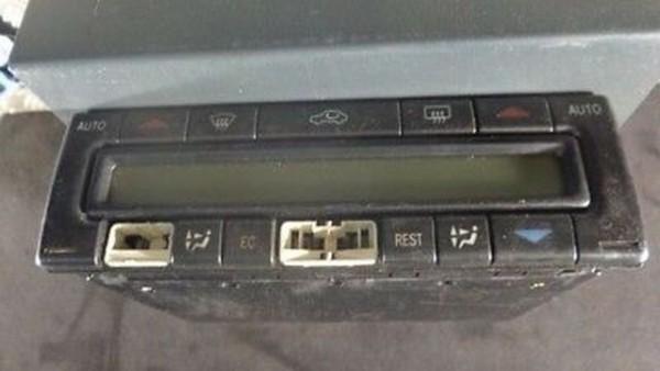 Mercedes W208 CLk Original Bedienanlage Klimatisierungsautomatik