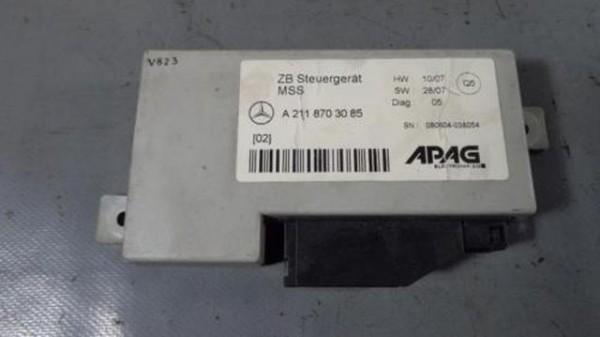 Mercedes E Klasse W211 Multifunktions ZB Steuergerät A2118703085