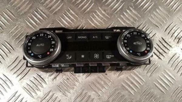 Mercedes W204 C-Klasse Klimabedienteil Bedienteil Heizung 2048309885