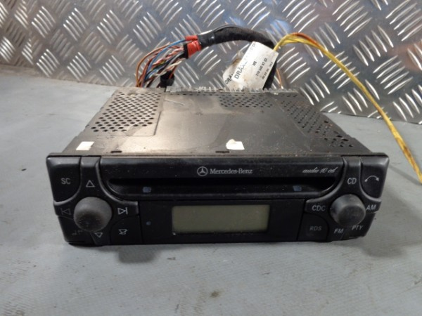 Mercedes Audio 10 CD-R Alpine Becker MF2910 CD Autoradio Tuner Radio