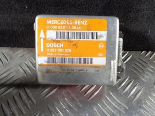 008207226 0285001078 Airbag Steuergerät Mercedes Benz W124