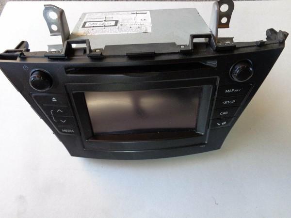 Toyota Prius Plus Radio Navi Tel Bluetooth 2012-2016 8614047150
