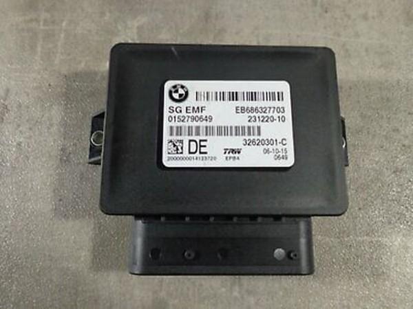 BMW F10 F11 EMF Steuergerät 231220-10