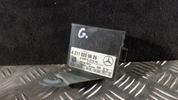 Mercedes E-Klasse W211 Steuergerät Warnanlage A2118209626