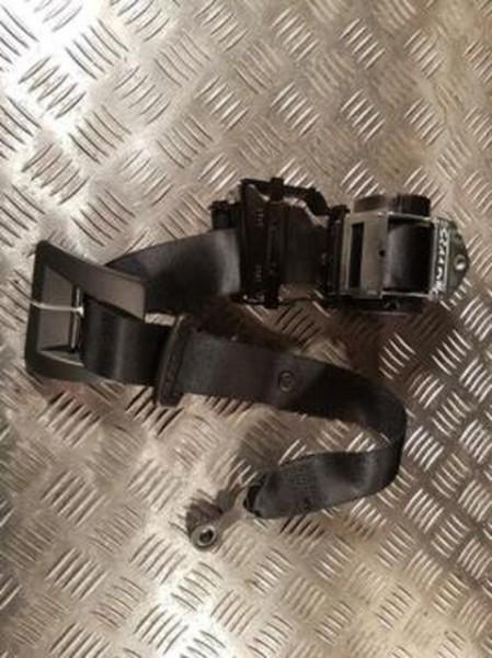 Mercedes W211 Sicherheitsgurt Anschnallgurt Hinten Mitte 2118607585