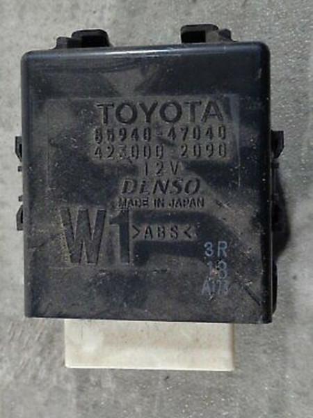 Toyota Prius Hybrid Plus Scheibenwischer Steuergerät 42300-2090