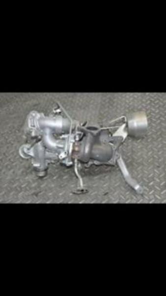 Mercedes W212 Turbolader Twinturbo Bi-Turbo A6510904080 GLK 220