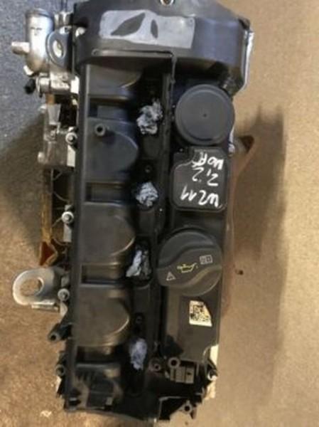 Mercedes W211 E-klasse 220 CDI OM646821 646.821 2008 Zylinderkopf