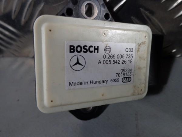 Mercedes E Klasse C Klasse CLS W212 W207 W218 W204 Drehratensensor A 0055422618