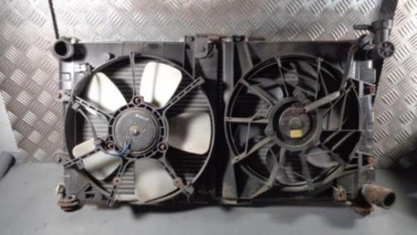 Kia Clarus Doppellüfter Motorkühler 4548548 0K9A215200